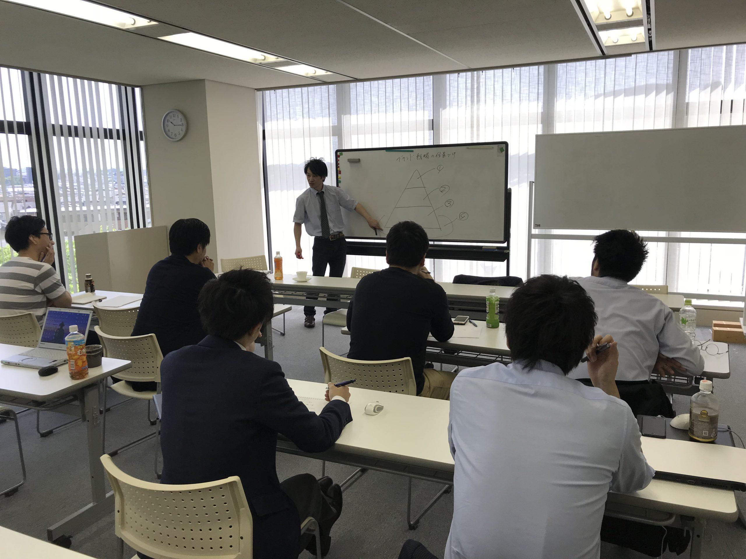金沢有数な広告代理店にて 金沢 ブランドマネージャー ブランド入門セミナー