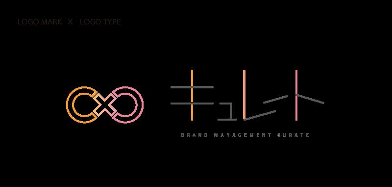 ブランドマネージャー キュレート ロゴ/マーク