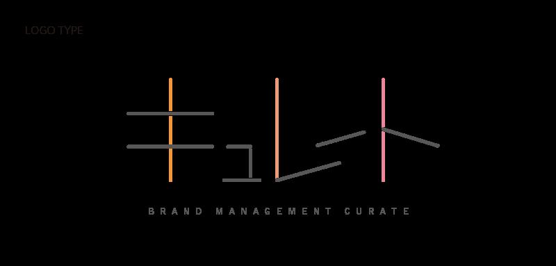ブランドマネージャー キュレート ロゴ